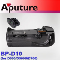 Wholesale Aputure Camera Battery Grip BP D10 for Nikon D300 D300S D700 Camera