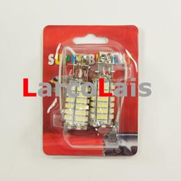 2PCS H3 102 LED SMD 1210 Car Headlight Fog Light Lamp White 3528 12V Auto Lights 102LED Bulb