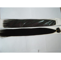Wholesale 100g black Indian Remy Human Skin Weft Tape in Hair Extensions quot quot quot quot in stock