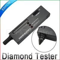 Wholesale Diamond Selector II Gemstone Jewelry Tester Tool LED Audio New Y1012A