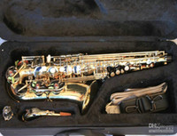 alto saxophone china - Woodwind New Arrival Gold Style Alto Saxophone in china