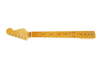 Wholesale 42mmMaple Fret Guitar Neck Yellow Polishing For Fender ST Stratocaster Guitar