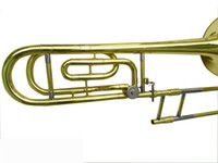 Wholesale best music HY D bB key beautiful trombones top quality trombones with in stock