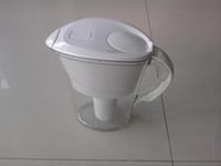 Wholesale 1 piece white color L Alkaline water pitcher water filter pitcher alkaline water jug