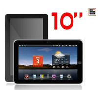Wholesale FLYTOUCH Tablet PC Android V10 Flytouch Touch G GPS WIFI G G HDMI Camera DHL