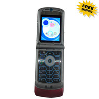 Wholesale The V3 Quadband Refurbished Original Razr AT amp T T Mobile Unlocked Cell Phone cheap