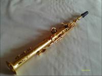 Wholesale best The furnishings flat B soprano saxophone in stock