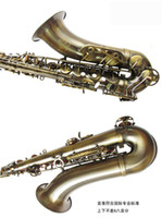 Wholesale best New bronze B alto saxophone in stock