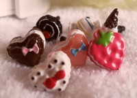 Wholesale Cute Cartoon Ear Cap Earphone Jack Anti dust Plug mm Jack for Iphone g mp3 mobile phone