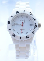 Fashion airs candies - SEND BY CHINA POST AIR HOT Unisex Quartz Watch Vogue Candy Color Jelly Lady Women s men s watches