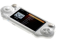 """4.3 inch 8GB No Good!8GB 4.38"""" Portable Media MP5 Player with PSP Game Player & 10.0 Mega Pixel Digital Camera-White"""