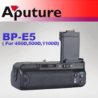 Wholesale Aputure digital camera accessories Battery Grip for Canon D D D BP E5