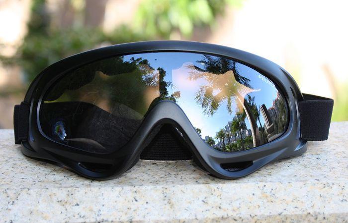 2017 Uv400 Protection Mirror Lens Biker Motorcycle