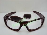 Wholesale 2012 New Arrival Plastic spectacle frames Sunglass framework Men s Sunglasses frame brown color