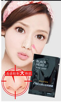 Wholesale Facial minerals deep Cleansing Pad Face Nose herbal Blackhead Remover mask face pore strip health