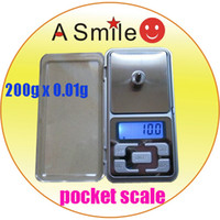 Wholesale 200g x g Digital pocket mini Scale Weight Scale