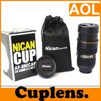 Wholesale Multi Purpose NICAN mm F G cuplens Lens temperature cup ashtray money box pen holder