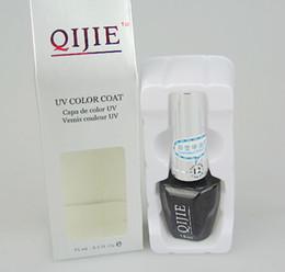 Wholesale 6pcs UV Gel Color Coat Capa De Color Uv Vemis Couleur Uv