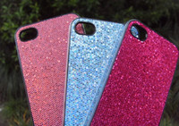 50pcs Bling Bling Glitter hard back case cover bling shining...