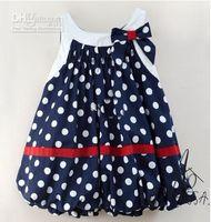 Wholesale AMISSA summer latest blue skirt with shoulder straps lanterns skirt white dress