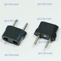 Wholesale Freeshipping Travel Changer Adapter Plug US USA to European Euro