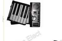 Wholesale Drop shipping keys flexible keyboard piano portable musical instrument baby piano kids music