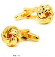 Wholesale 25pairs Metal Flower Gold Silver French Cufflinks Fashion Men Wedding Suit Dress Cufflinks