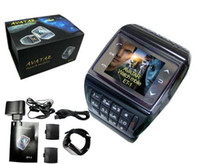 Wholesale AVATAR ET i Watch Phone With Quadband M Camera Compass Numberic Keypad FM Voice Dial