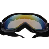 Wholesale Comfortable Sporty Anti Impact Snowboard Goggles Eyeglasses Eyewear with Multi color Lens