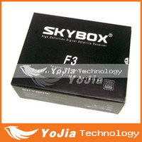 Wholesale Post Original Skybox F3 pi Full HD Satellite Receiver cccamd newcamd MGcamd