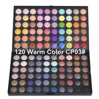 Wholesale Emerald Waterproof Beauty Warm Color Eye shadow Makeup Palette HP1203 Full Color Eye Shadow