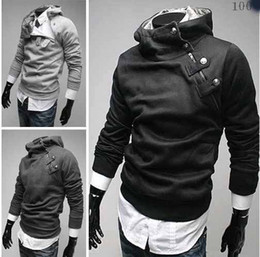 Wholesale 2012 Hoodies Clothing Hoodie Mens Hoodies Skirt For Men Sweatshirt Men Clothing Hoody Hoodie XLIE87