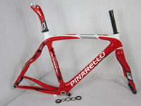Wholesale 2012 Improved Pinarello new aero Dogma2 red full carbon Road bike frame bicycle frame