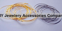 Wholesale 100pcs pairs cm8cm gold silver P Basketball Wives Hoop Earrings fit mesh beads