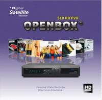 Wholesale OpenBox S10 HD PVR Set Top Digital Satelliate Receiver Open Box DVB corolla