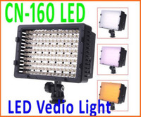 Wholesale Best Selling CN LED Video Camera Light DV Camcorder Photo Lighting K For Canon Nikon s