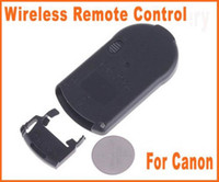 Wholesale Hot sales RC IR Wireless Camera Remote Control For Canon D II D D D