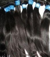 Wholesale 100 Brazilian Virgin human Hair Weft Human extensions g pc