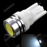 Wholesale T10 LED SMD Wedge License Plate Light Lamp White V High Power Car Bulb Adeal