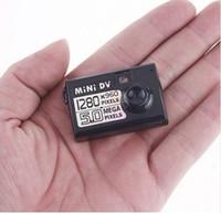 None   New 5MP HD 720P Smallest Mini DV Camera Digital Video Recorder Webcam DVR Sports Video Camera Free shipping