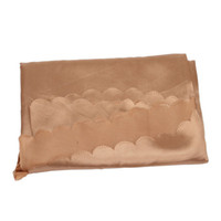 Wholesale Round Tablecloths Wedding Party Tablecloths New Brown Ship From USA