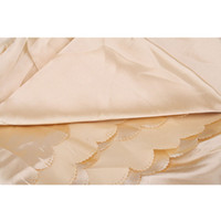 Wholesale Wedding Party Tablecloths Round Tablecloths Table Cover Golden New Ship From USA