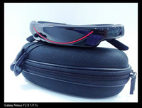 Wholesale NEW Original inch wireless video glasses with EMS