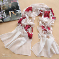 Wholesale turewer Women s Print Soft Silk Scarf Headscarf colors khi