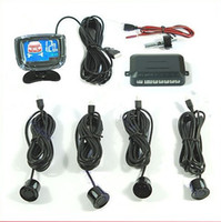 Wholesale LCD Car Reverse Backup Radar Parking Sensors System