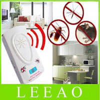 Wholesale 50pcs Electronic Mosquito Repellent Helminthes Machine Repellent Mosquitoes Pest Insect Mice