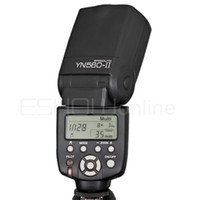 nikon - YONGNUO YN II Flash Speedlite LCD Screen for Canon D II D D Nikon D90 E0087A
