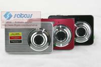 Wholesale Mini Digital Camera K12 Camera Megapixel inch LCD Cheap X Zoom Camcorder DV139