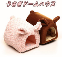 Wholesale Pig type Pet Nest Cat Litter Dog Kennel Pet Waterloo Pet nest Lovely Pet House pet home