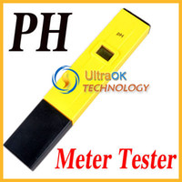 Wholesale NEW MINI Pen Type PH Meter Digital Tester for aquarium fishing industry